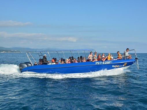 Лодка Максимус-950