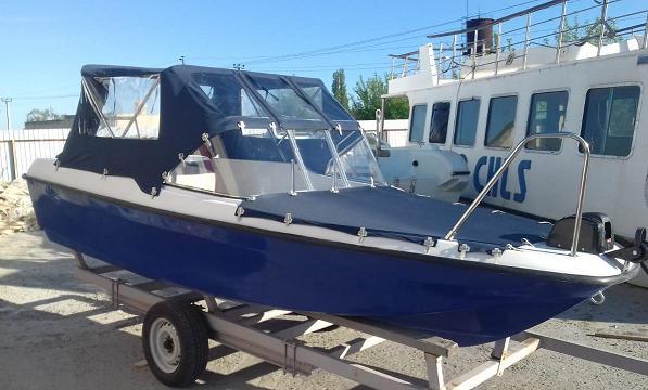 Лодка НОВО-440 Спринт