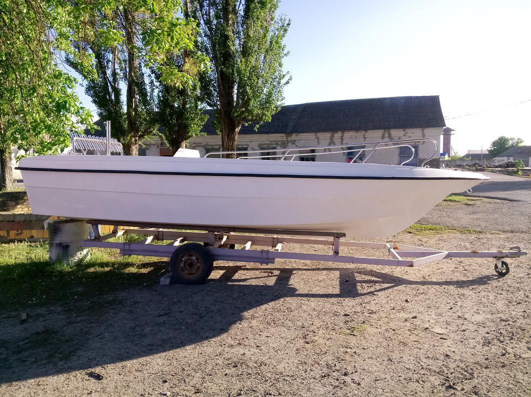 Лодка Ново-650